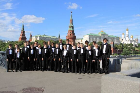 Moscow Boys' Choir DEBUT_2013_s