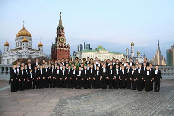 Moscow Choir of Boys and Youths EDINSTVO_s