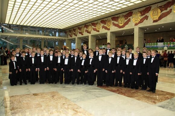 Moscow Boys' Choir DEBUT_s